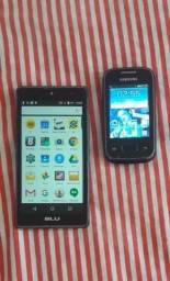 Vendo dois celulares