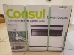 Lava-louças Consul 6 serviços (110 v, nunca usada)