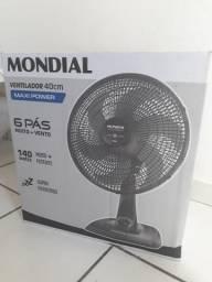 Ventilador Modial 40cm NOVO