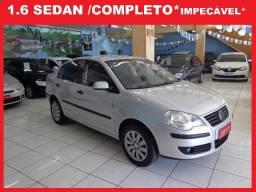 Polo 1.6 sedan impecavel - 2009