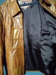 Jaqueta de couro black bull tam 44