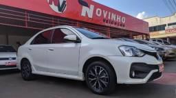 Toyota/Etios Sedan platinum 1.5 aut. 17/18 - 2018