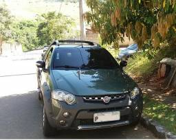 Fiat Strada 1.8 Adv. Locker GNV 5ª Geração 13m3 - 2015