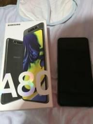 Samsung galaxy 2 meses de uso troco iphone 8 plus,galaxy S9,S10