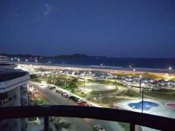 Luxuosa cobertura, cinematográfica vista Mar, Frontal a Praia do Forte (pé na areia)