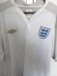 Camisa da Inglaterra Tamanho GG Usada d0bf34a51dc95