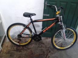 Bicicleta aro 26 alumínio NOVA