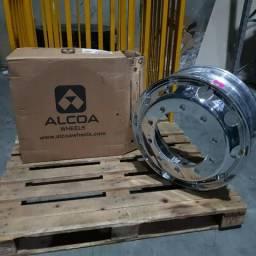 Roda de aluminio Alcoa / Pneus Nacionais e Importados