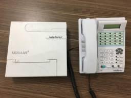 Pabx Modulare i + terminal inteligente TI 730i comprar usado  Vitória