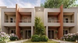 Lançamento Condomínio de casa em Ponta Negra - 2 quartos