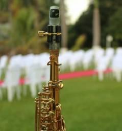 Boquilha dukoff d7 sax soprano