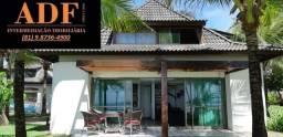 Título do anúncio: Bangalô 2 em 1 em praia de Muro Alto beira mar 3 Suites 81. *