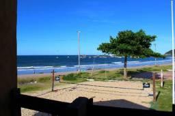 Locação de temporada de 1 dormitório em frente ao mar no sul da ilha