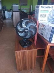 Ventilador Mundial de 30 cm seis paleta por r$ 140