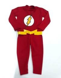 Fantasia Infantil Longa Flash
