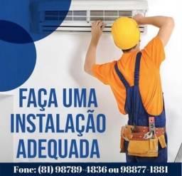 Serviços em Ar Condicionados Residencial e Empresarial