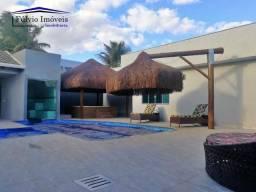 Maravilhosa casa moderna, completa em armários, ar condicionado, 05 quartos, 04 com suítes