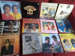 LPs Discos de Vinil vários gêneros