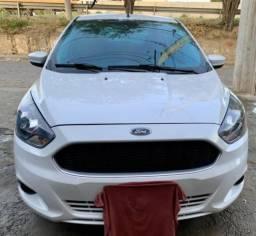 Ford Ka SE/ Plus 17/18. Entrada de até R$6.000 - 2017