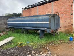 Tanque Água Poravel
