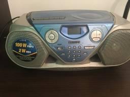 Rádio som Philips
