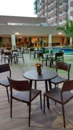 Vendo Cota 1 dormitório, Olímpia Park Resort com escritura registrada em Cartório