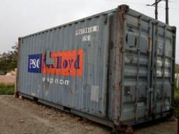 Container 20 pés ótimo estado