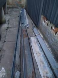 Calhas usadas - 30 metros