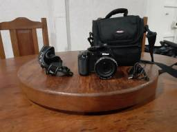 Máquina fotográfica Semi-profissional