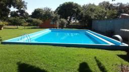 Chácara George oetterer piscina