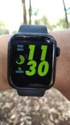 Smartwatch Iwo Max 2.0 sensação do momento! Faça e receba chamadas pelo smartwatch!