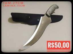 Facas e canivetes para camping