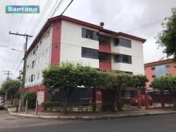 Apartamento com 2 dormitórios à venda, 52 m² por R$ 90.000,00 - Jardim dos Turistas - Cald