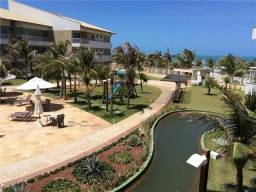 Apartamento Paraiso das Dunas com 2 dormitórios à venda, 100 m² por R$ 650.000 - Porto das