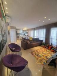 Apartamento com 3 dormitórios à venda, 136 m² por R$ 860.000,00 - Jardim Mariana - Cuiabá/