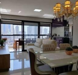 Apartamento com 3 quartos no Residencial Moema - Bairro Setor Bueno em Goiânia