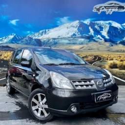 Nissan Livina 1.8 Automático