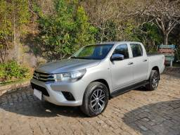 Toyota Hilux CD 4x4 Diesel 2.8 manual 2018