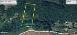 Rural terreno para sítio