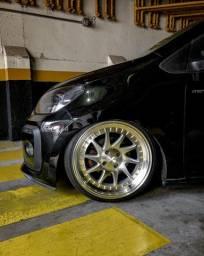 Rodera Oz 17x8 + pneus zero