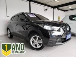 Mensais a partir de R$1.499,00 Sem Entrada -Nissan kicks 1.6 Preta Automática