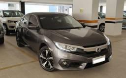 Honda Civic 2.0 Aut. (155 cv) EX 2017/17 - Único dono - Bem conservado