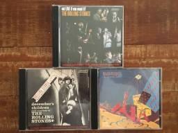 Cds Rolling Stones - lote 2 - R$30,00 cada Cd