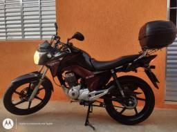 TITAN 150 EX FLEX .FREIO A DISCO TRASEIRO