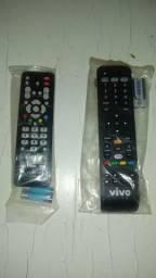 Controle remoto da vivo e net R$ 10.00