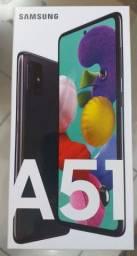 Samsung Galaxy A51 128gb branco LACLADO 1.900.00
