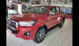 Toyota hillux 2015