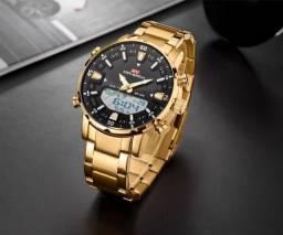 Relógio Kat-wach a prova D'água 50 metros