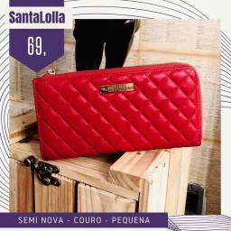 Bolsas carteiras tamanhos e marcas variadas a partir de