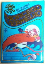 Os grandes Golpes do Morcego Vermelho<br>Edição de luxo n° 1